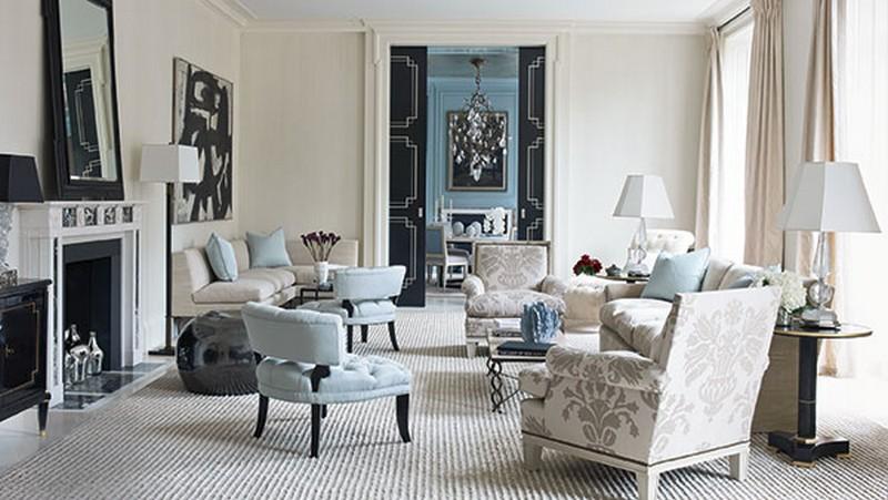Interior Design Inspirations by David Kleinberg 7 2