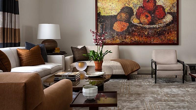 Interior Design Inspirations by David Kleinberg 8 2