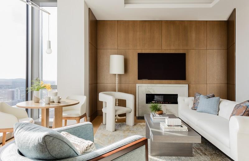 daher interior design studio Inspiring Projects by Daher Interior Design Studio 9 10