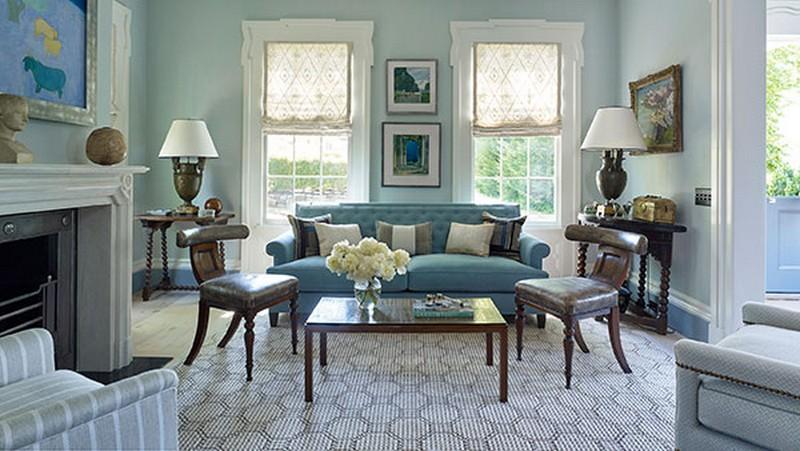 Interior Design Inspirations by David Kleinberg 9 2