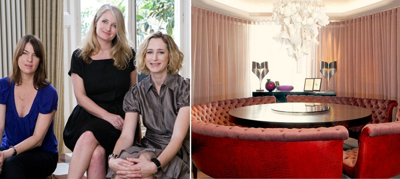 carden cunietti Best Interior Designers from London: Carden Cunietti Best Interior Designers from London Carden Cunietti 1