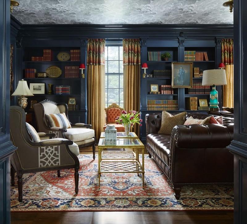 corey damen jenkins Architecturally Inspired Spaces by Corey Damen Jenkins Dane Austin Design Luxury Residential Interiors 12