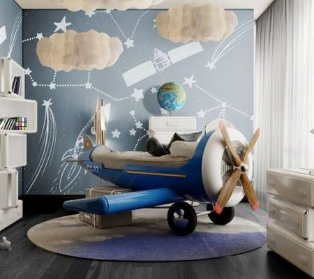 kids bedrooms Free Ebook Download: Luxury Kids Bedrooms and Playgrounds Free Ebook Download Luxury Kids Bedrooms and Playgrounds 5 450x400
