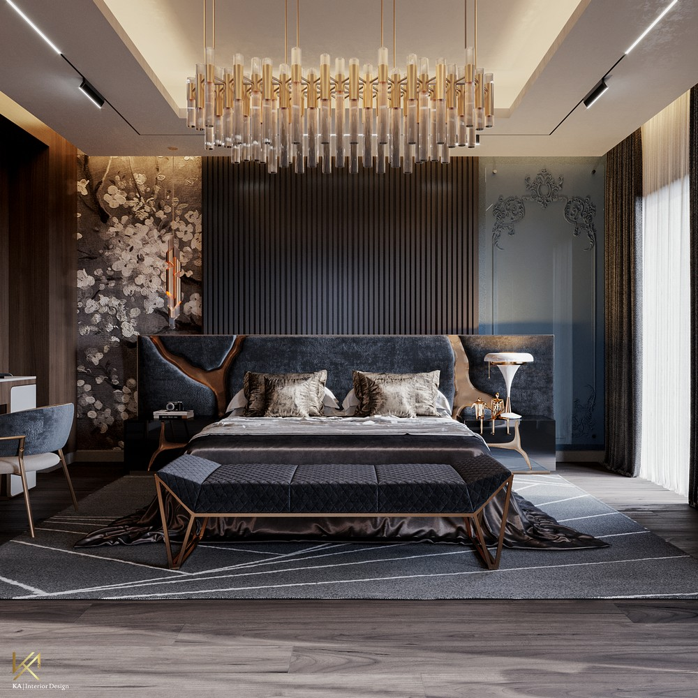 Interior Design Ideas: Celebrity Style Master Bedroom Interior Design Ideas Celebrity Style Master Bedroom 1