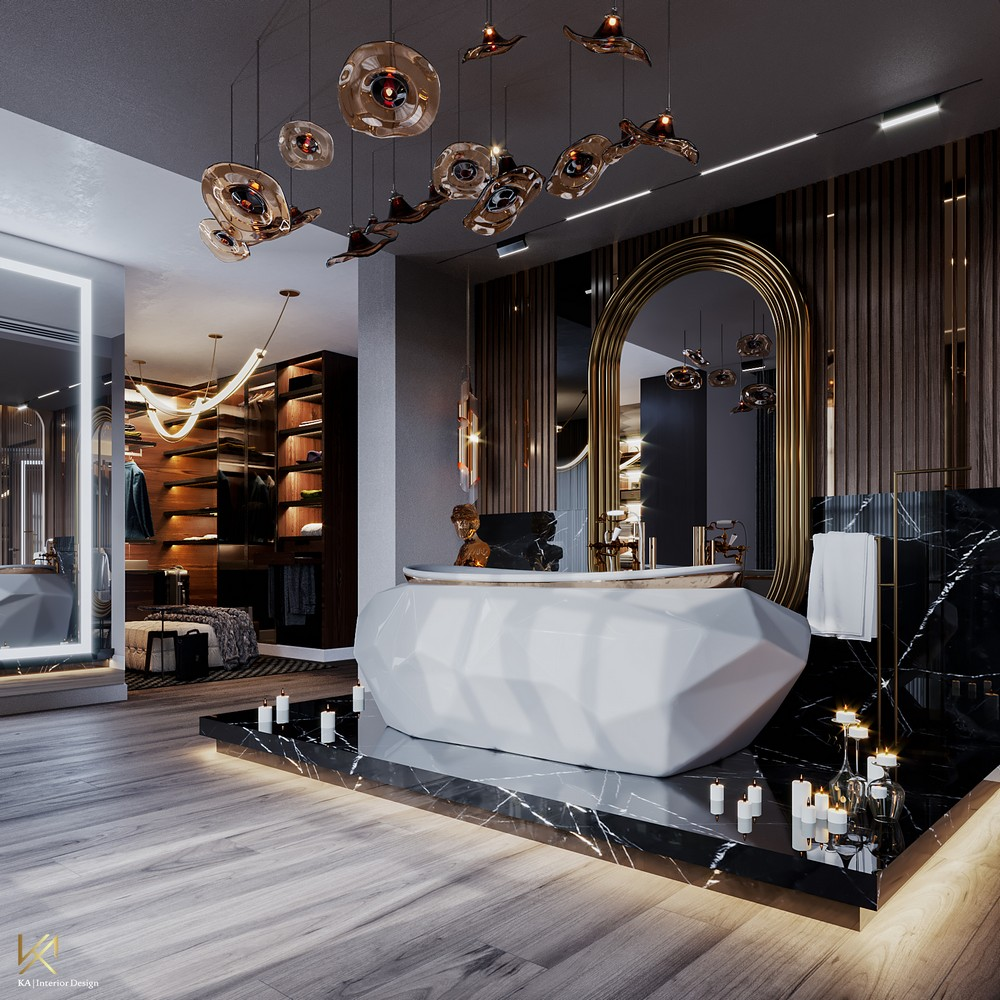 Interior Design Ideas: Celebrity Style Master Bedroom Interior Design Ideas Celebrity Style Master Bedroom 2