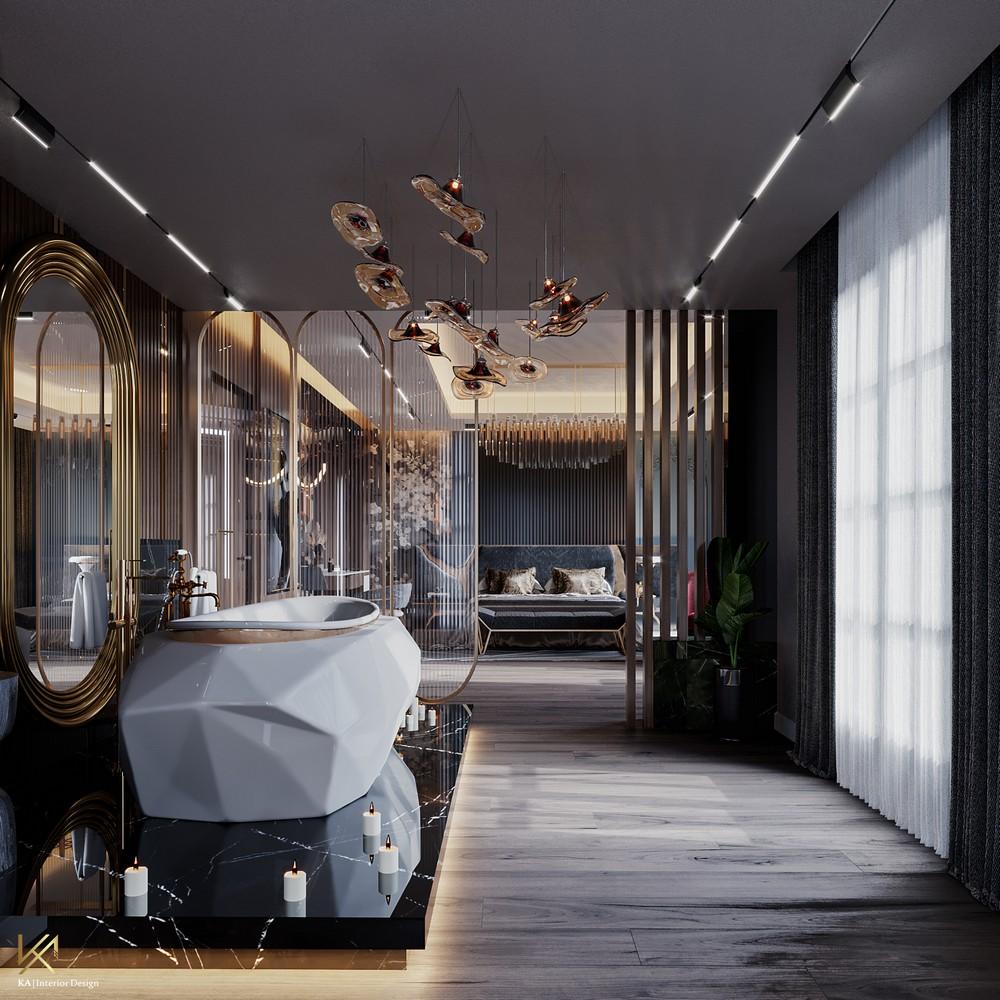 Interior Design Ideas: Celebrity Style Master Bedroom Interior Design Ideas Celebrity Style Master Bedroom 6