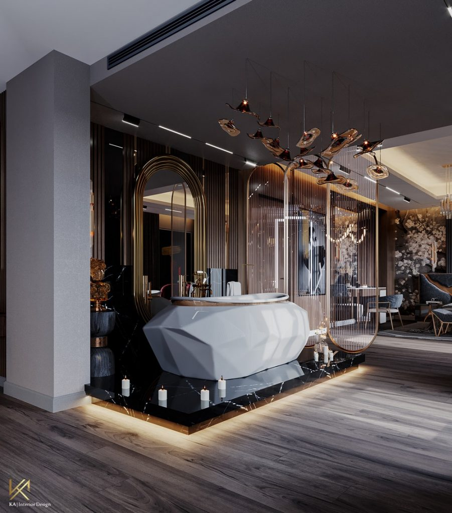 Interior Design Ideas: Celebrity Style Master Bedroom Interior Design Ideas Celebrity Style Master Bedroom 7 scaled