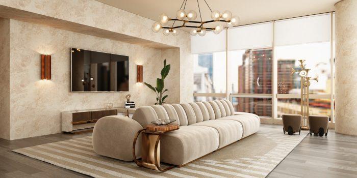 Modern Minimal Design: Select the Perfect Sofa Modern Minimal Design Ideas for a Luxury Home 2