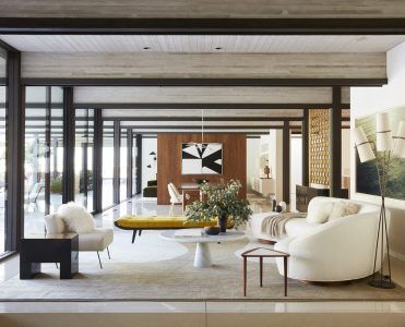 marmol radziner Discover the Sumptuous Style of Marmol Radziner marmol radziner harvey house 371x300