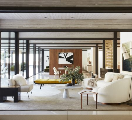marmol radziner Discover the Sumptuous Style of Marmol Radziner marmol radziner harvey house 450x410