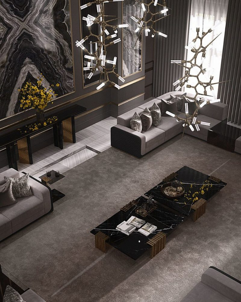 stunning living room settings Stunning Living Room Settings that You'll Love to Have Be Inspired By The Most Stunning Living Room Settings 8 e1622556555741