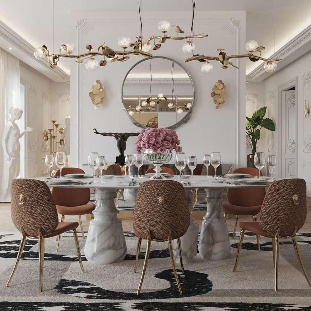 dining room ideas Dining Room Ideas for Contemporary Design Homes Dining Room Ideas for Contemporary Design Homes 4