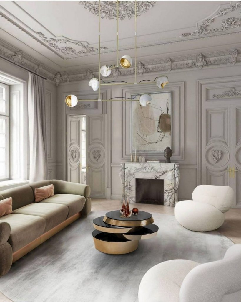 living room ideas Living Room Ideas by Luxury Furniture Brands FitzgeraldSofa3 scaled 1