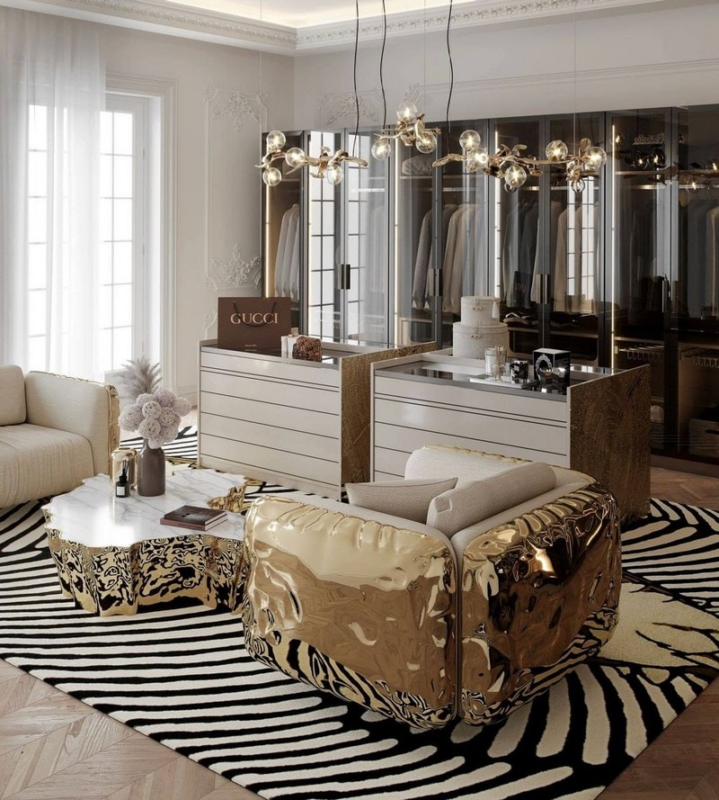 walk-in closets Jaw-Dropping Walk-in Closets That will Make you Fall in Love Jaw Dropping Walk in Closets That will Make you Fall in Love 3