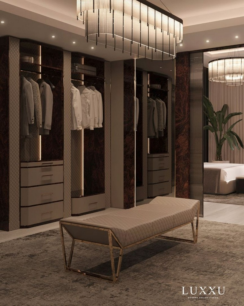 walk-in closets Jaw-Dropping Walk-in Closets That will Make you Fall in Love Jaw Dropping Walk in Closets That will Make you Fall in Love 5