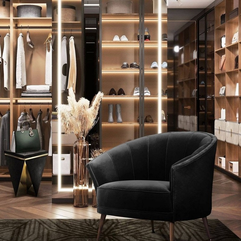 walk-in closets Jaw-Dropping Walk-in Closets That will Make you Fall in Love Jaw Dropping Walk in Closets That will Make you Fall in Love 6