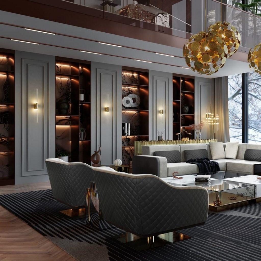 living room ideas Living Room Ideas by Luxury Furniture Brands Living Room Ideas by Luxury Furniture Brands 15