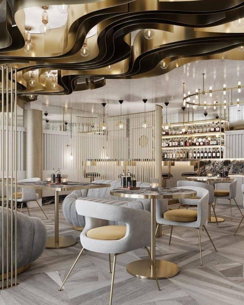 restaurant decor ideas Mid-Century Modern Style: Restaurant Decor Ideas Mid Century Modern Style Restaurant Decor Ideas 3