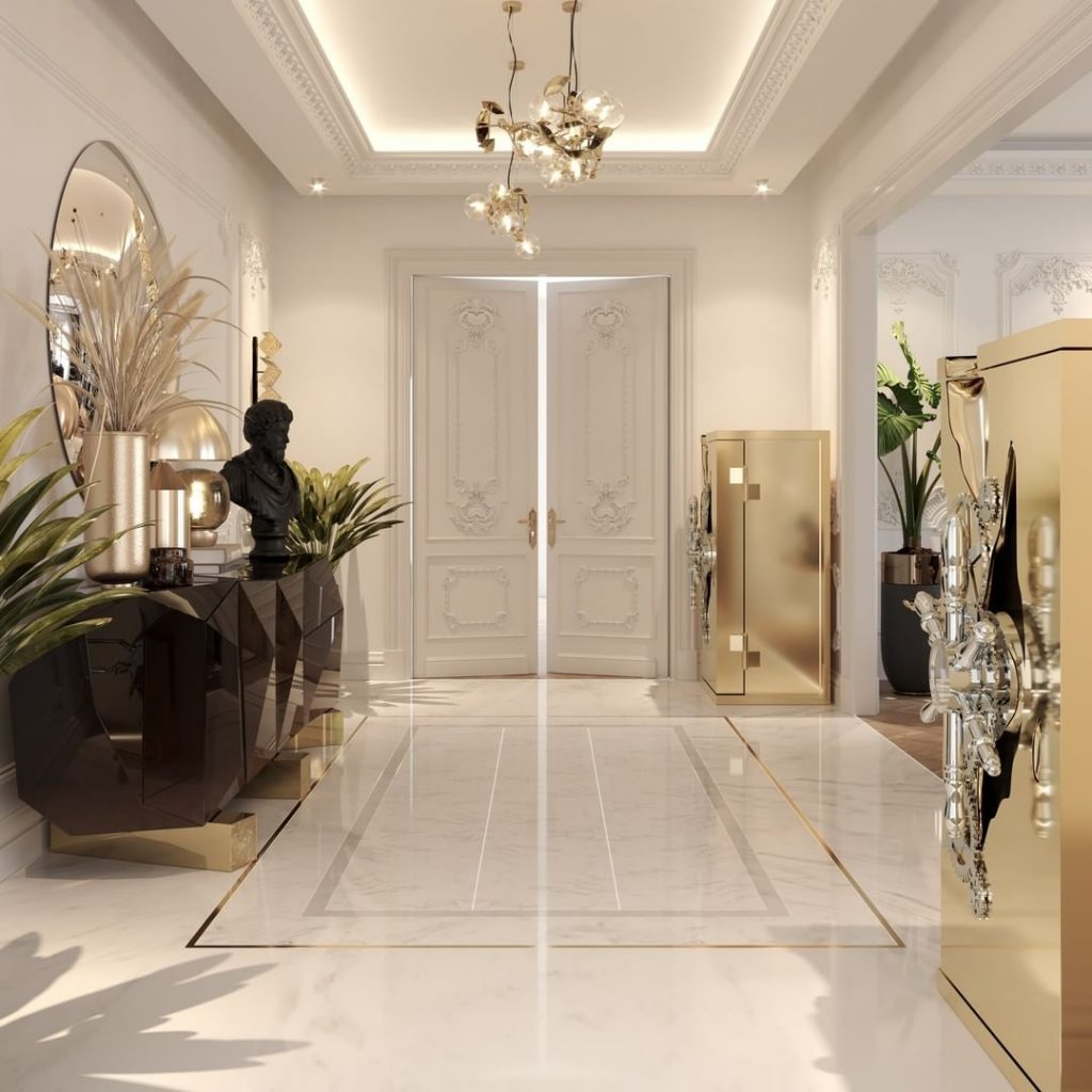 modern hallway ideas Modern Hallway Ideas To Give Your Home a Celebrity Style Modern Hallway Ideas To Give Your Home a Celebrity Style 10 scaled