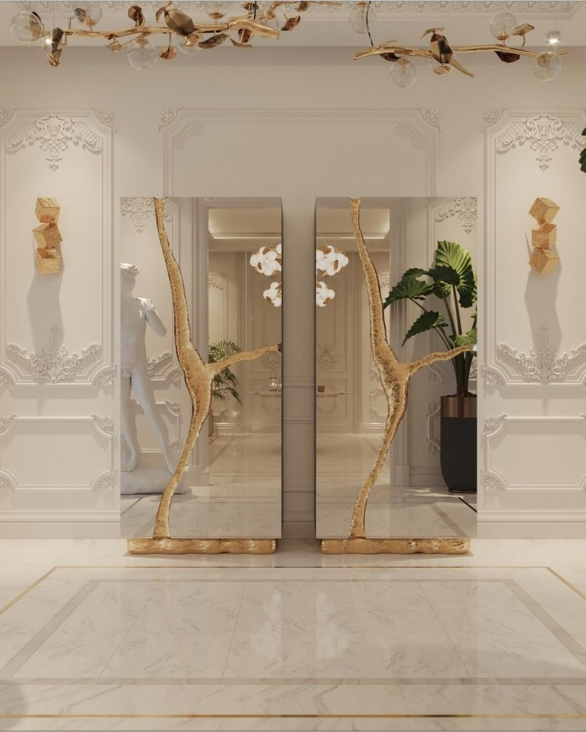 modern hallway ideas Modern Hallway Ideas To Give Your Home a Celebrity Style Modern Hallway Ideas To Give Your Home a Celebrity Style 2 scaled