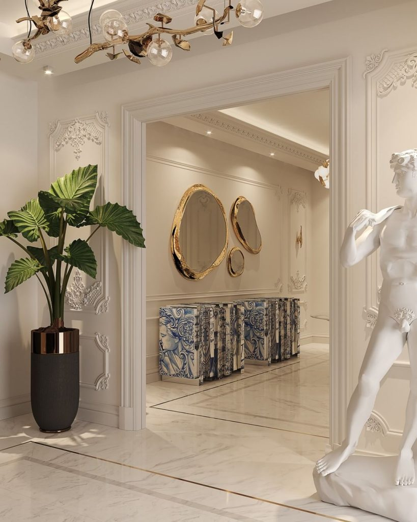 modern hallway ideas Modern Hallway Ideas To Give Your Home a Celebrity Style Modern Hallway Ideas To Give Your Home a Celebrity Style 3 scaled