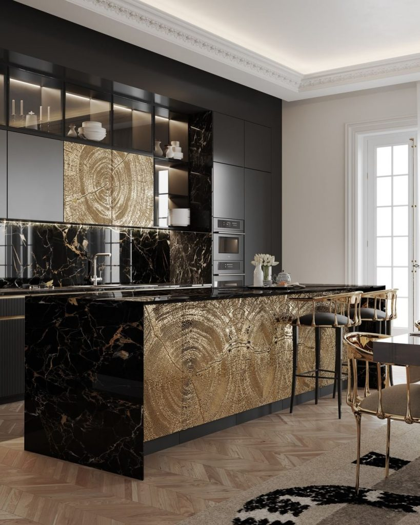 modern kitchen ideas Modern Kitchen Ideas | Celebrity Style Homes Modern Kitchen Ideas Celebrity Style Homes 1 scaled