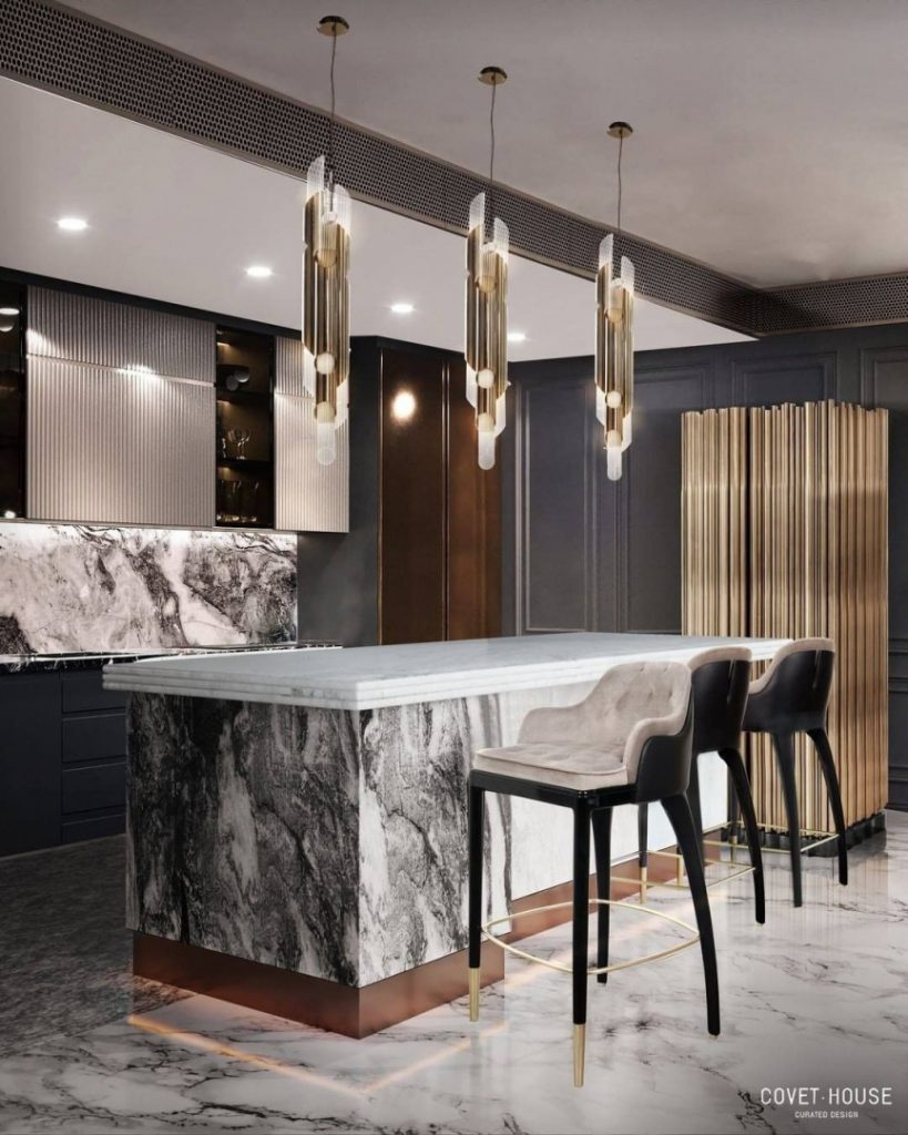 modern kitchen ideas Modern Kitchen Ideas | Celebrity Style Homes Modern Kitchen Ideas Celebrity Style Homes 2 scaled