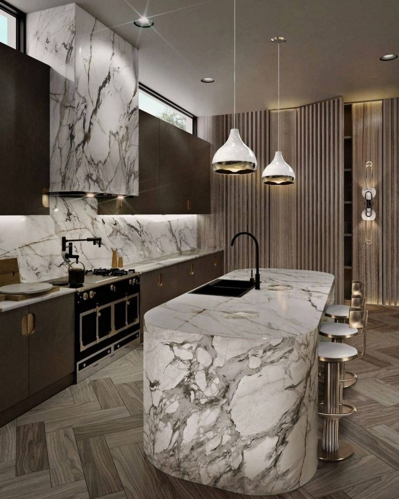 modern kitchen ideas Modern Kitchen Ideas | Celebrity Style Homes Modern Kitchen Ideas Celebrity Style Homes 3 scaled