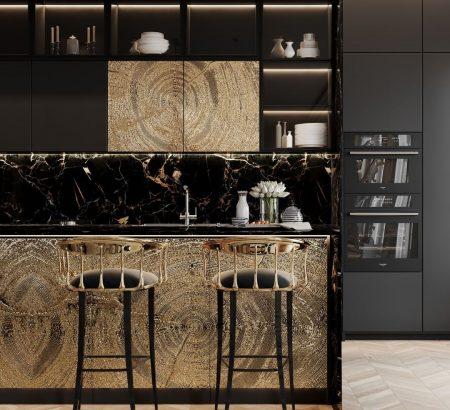 modern kitchen ideas Modern Kitchen Ideas | Celebrity Style Homes Modern Kitchen Ideas Celebrity Style Homes 5 450x410