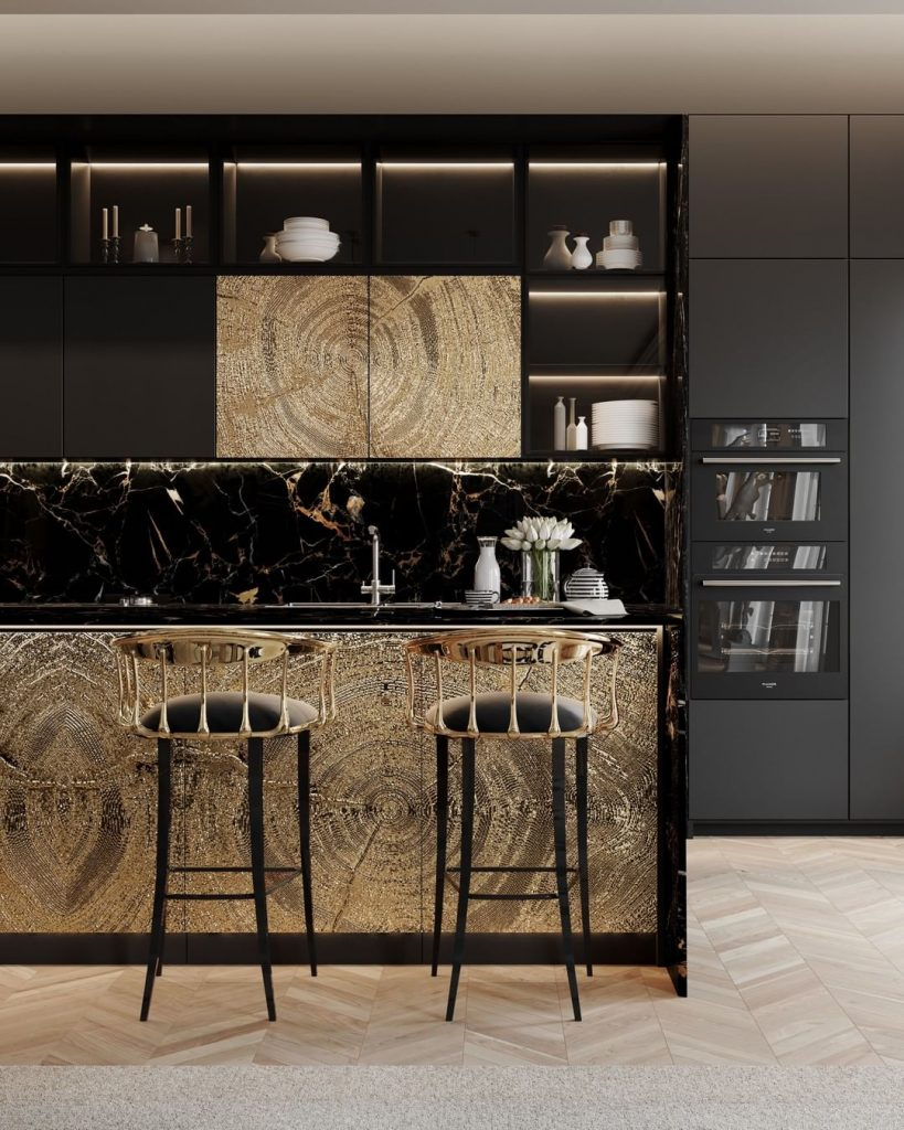 modern kitchen ideas Modern Kitchen Ideas | Celebrity Style Homes Modern Kitchen Ideas Celebrity Style Homes 5 scaled