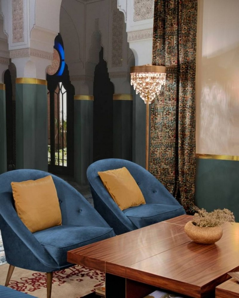 rita konig Rita Konig: The Most Colorful Interior Design Ideas Rita Konig The Most Colorful Interior Design Ideas 2