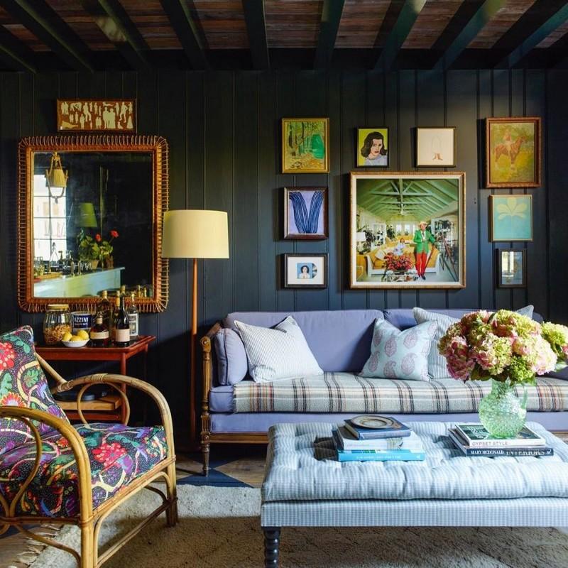 rita konig Rita Konig: The Most Colorful Interior Design Ideas Rita Konig The Most Colorful Interior Design Ideas 9