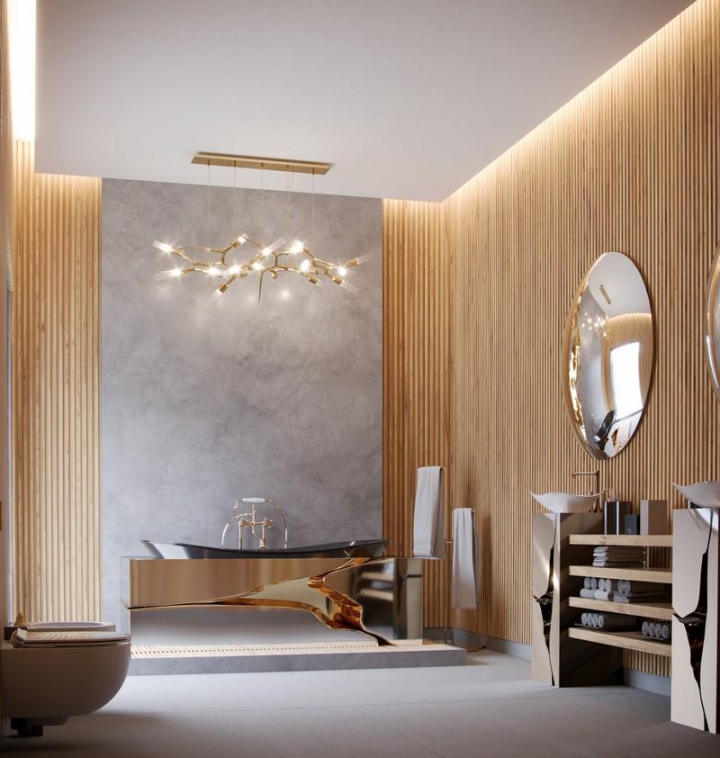 Trend Bathroom Ideas | Contemporary Master Bathroom By Natan Argente Trend Bathroom Ideas Contemporary Master Bathroom By Natan Argente 1