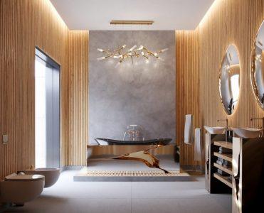 Trend Bathroom Ideas | Contemporary Master Bathroom By Natan Argente Trend Bathroom Ideas Contemporary Master Bathroom By Natan Argente 8 371x300