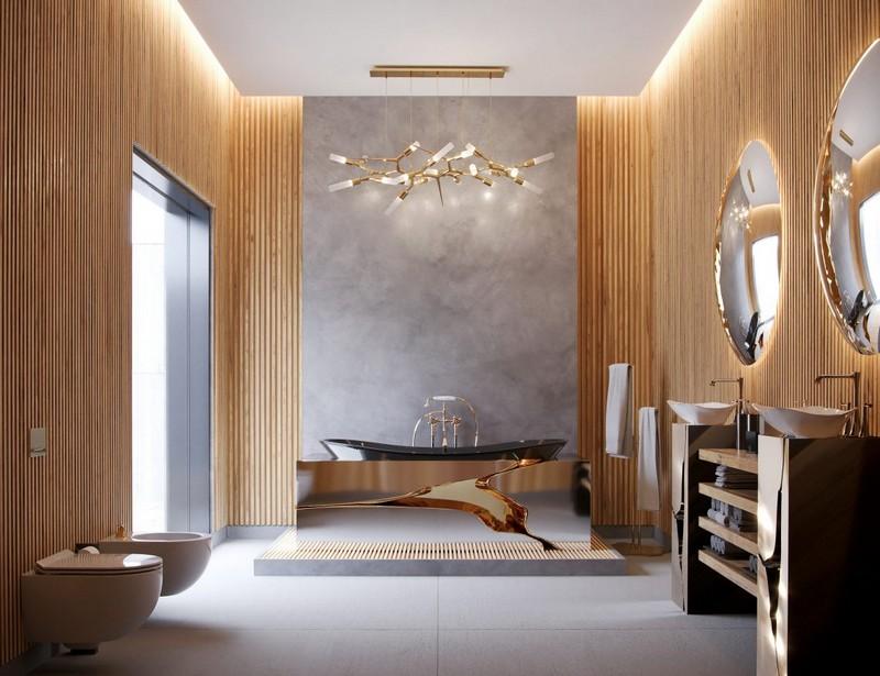 Trend Bathroom Ideas | Contemporary Master Bathroom By Natan Argente Trend Bathroom Ideas Contemporary Master Bathroom By Natan Argente 8