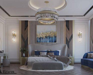modern classic master bedroom Trend Interiors: Modern Classic Master Bedroom Trend Interiors Modern Classic Master Bedroom 1 371x300