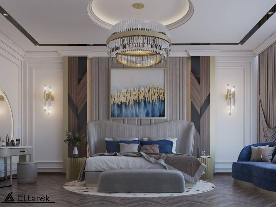 modern classic master bedroom Trend Interiors: Modern Classic Master Bedroom Trend Interiors Modern Classic Master Bedroom 1