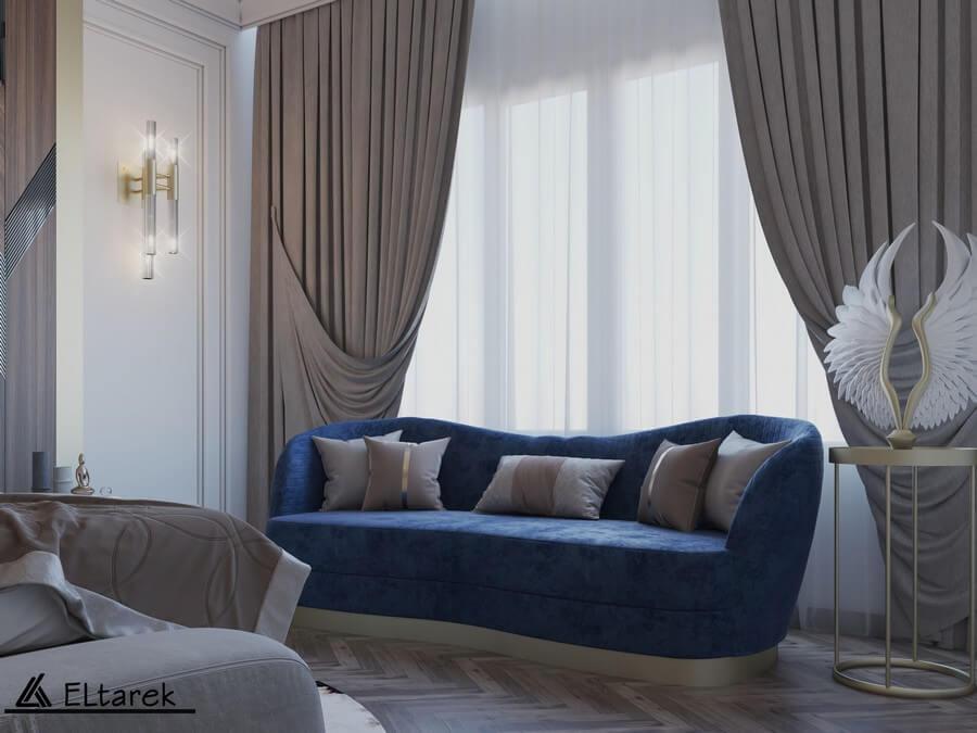 modern classic master bedroom Trend Interiors: Modern Classic Master Bedroom Trend Interiors Modern Classic Master Bedroom 7