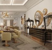 6 Trendy Interior Design Ideas for Your Dining Room