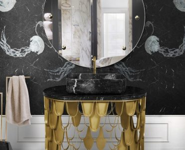 Luxury Bathroom Ideas for and Eclectic House Design