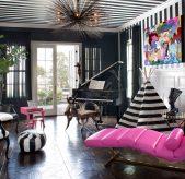 LA Neighborhood: 20 Best Interior Designers  LA Neighborhood: 20 Best Interior Designers 5 MusicRoom preview 169x164