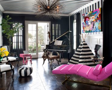 LA Neighborhood: 20 Best Interior Designers 5 MusicRoom preview 371x300