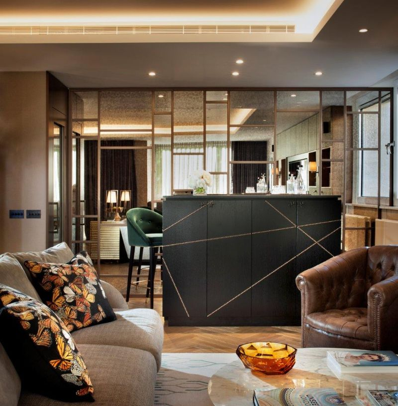 tg studio Inspiration of the Day:  Incredible Luxury Home in London by TG Studio Inspiration of the Day Incredible Luxury Home in London by TG Studio 7
