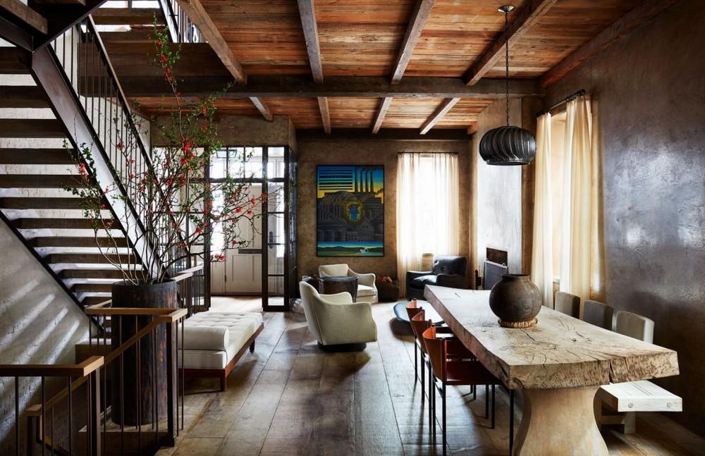 ryan murphy Ryan Murphy's Mesmerizing NYC and LA Homes Ryan Murphys Mesmerizing NYC and LA Homes 8
