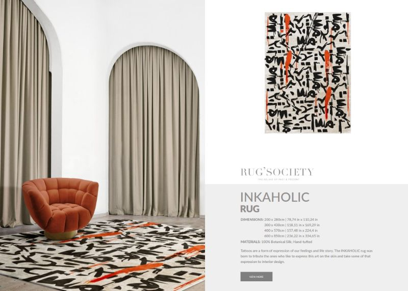rug design Discover the Ideal Rug Design for Each Room Division Discover the Ideal Rug Design for Each Room Division 9