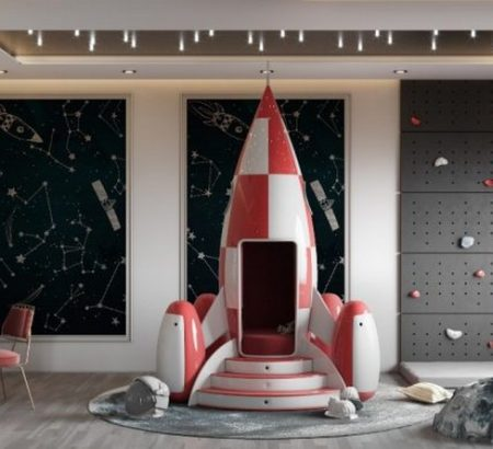 kids space themed room ideas Kids Space Themed Room Ideas Kids Space Themed Room Ideas 4 450x410