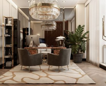 NYC Modern Apartment: Get Inspired by the Neutral Take on Luxury Interior Design NYC Modern Apartment Get Inspired by the Neutral Take on Luxury Interior Design 17 371x300